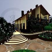 Архитектурно-дизайнерское решение. фото