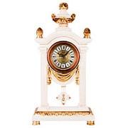 Часы каминные с маятником 26,5х50,5х11,5см. арт.204-226 LEFARD фото