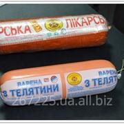 Колбаса говяжья Докторская фото