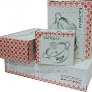 Картонная упаковка для посуды фото