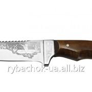 Нож охотничий Робинзон. Производство - Украина. фото