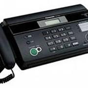 Аппарат факсимильный Panasonic KX-FT982RU фото