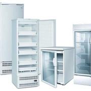 Аренда холодильников в Киеве. Прокат холодильника маленького, большого, барного со стекляной дверцей фото