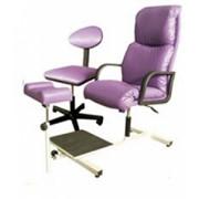Кресло педикюрное фото