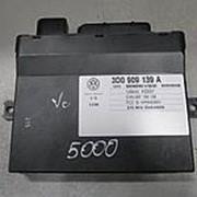 Блок управления центральным замком Kessy 3D0909139A, 5WK48496 для VW Touareg 2002-2010 фото