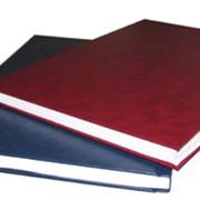 Переплет бухгалтерских, финансовых и юридических документов фото