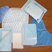 Комплект акушерский стерильный фото