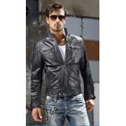 Куртки кожаные мужские (на заказ) фото