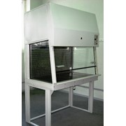 Шкаф ламинарный 2-го класса биологической защиты с вертикальным потоком воздуха фото