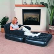 Надувное кресло-трансформер фото