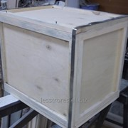 Ящик упаковочный 10 фото