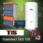 Комплект котельного оборудования EKO 100 (TIS + Elektromet) фото