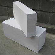 Блоки ячеистого бетона фото