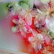 Цифровая печать на стекле в Лисичанске фото