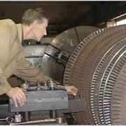 Изготовление трубных досок конденсатора турбины фото