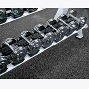 Покрытия EcoStep для фитнес-залов фото