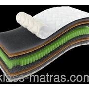 Ортопедический матрас Sleep&Fly Organic Omega 140х190 фото