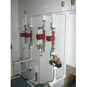 Реконструкция систем водоснабжения фото