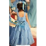 Детские нарядные платья фото