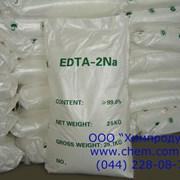 Динатрієва сіль етилендіамінтетраоцтової кислоти фото