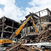 Демонтаж металлоконструкций в Москве фото