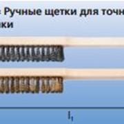 Ручные щетки для точной механики HBFM механики фото
