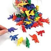 """Набор фигурок """"Динозавры"""" 108 шт. Learning Resources фото"""