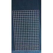Сетка металлическая 1.5 х 1.0 м D 3,5 Ячейка 50х50 фото