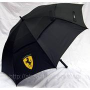 Печать на зонтах, зонты с логотипом фото
