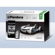 Pandora DXL 3945 c установкой. фото