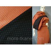 Ткань костюмная 2-х сторонняя фото