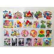 """Принты Disney, Smurf, Winx, Monster High, Маша и медведи, Тачки, Динь Динь """"Фототекс"""" Одесса фототекс Украина, фото"""