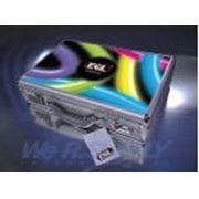 Демо-чемодан с неоновыми трубками EGL фото
