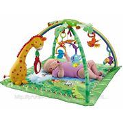 """Игровой коврик """"тропический лес"""" fisher-price фото"""
