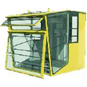 Кабина оператора портального крана, Кабины для подъемных кранов фото