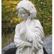 скульптура из камня фото