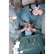 Все виды хирургических операций фото