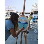 Класс живописи фото
