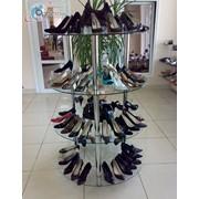 Мебель для обувных салонов фото