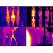 Тепловое обследование (различного вида объектов) фото