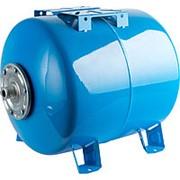 STOUT Расширительный бак, гидроаккумулятор 300 л. горизонтальный (цвет синий) фото