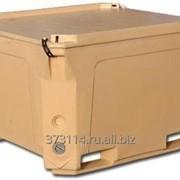 Изотермический (термоизолированный) контейнер 1000 литров фото