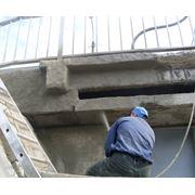 Санация бетона гидроизоляция с применеим материалов Альфакон фото