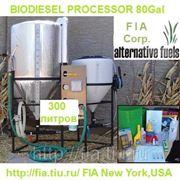 Переработка технического растительного масла в биодизель фото