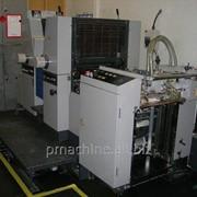 RYOBI 522H 1995 г. 2-х красочная офсетная печатная машина фото