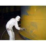 Антикоррозийная обработка металлоконструкций, защита от коррозии резервуаров, подвижного состава. фото