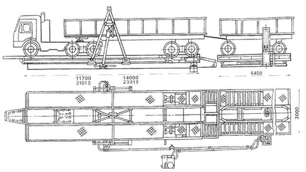 Боковой авторазгрузчик зерна фольксваген транспортер t1