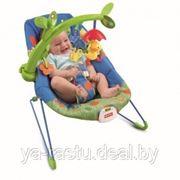 Fisher Price Кресло-люлька для младенцев 'Весёлый утёнок' фото