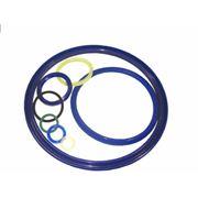 Кольца уплотнительные полиуретановые для фланцев фото