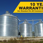Зернохранилища Sioux Steel фото